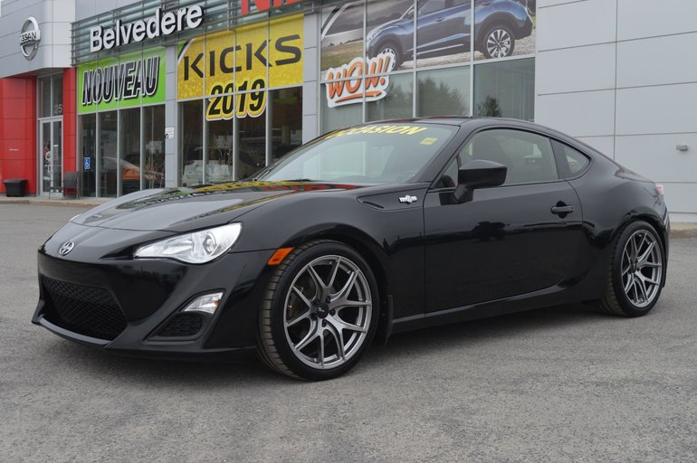 Scion FR-S PHARE ANTI-BROUILLARD REGULATEUR DE VITESSE 2015