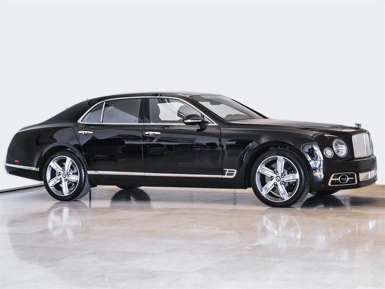 New 2019 Bentley Mulsanne Speed for Sale - 560395.2 ...