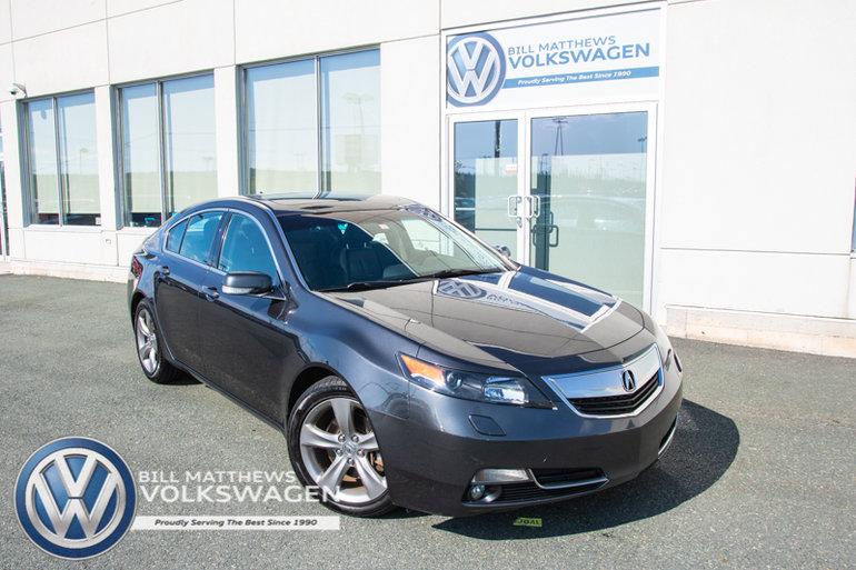 2013 Acura TL SH AWD at