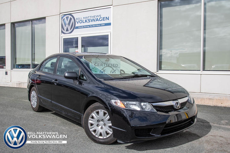 2010 Honda Civic Coupe DX-G at