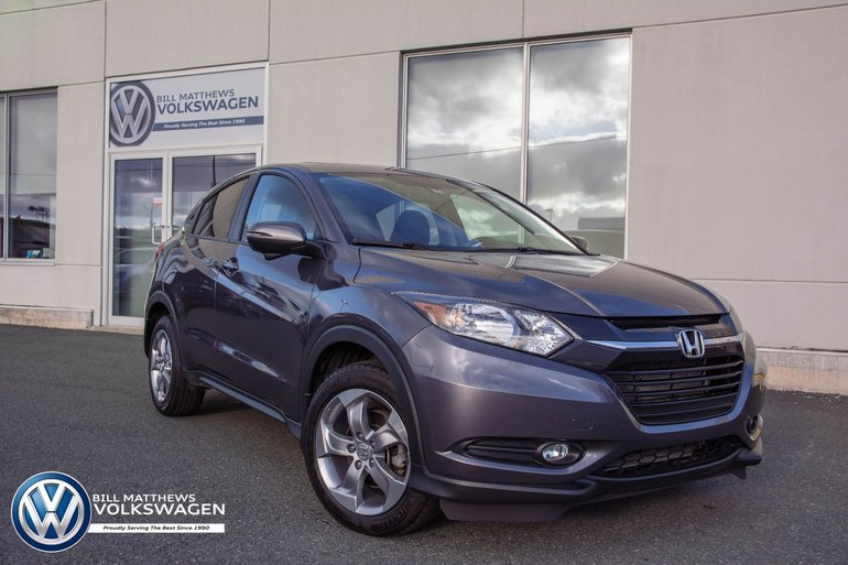 2017 Honda HR-V EX 4WD CVT