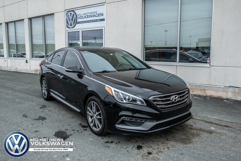 2015 Hyundai Sonata 2.0T at