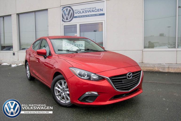 2016 Mazda Mazda3 G 6sp
