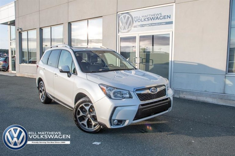 2014 Subaru Forester 2.5i Limited at