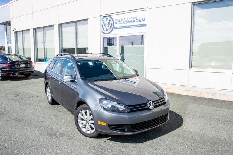 2013 Volkswagen Golf wagon Comfortline 2.5 at Tip