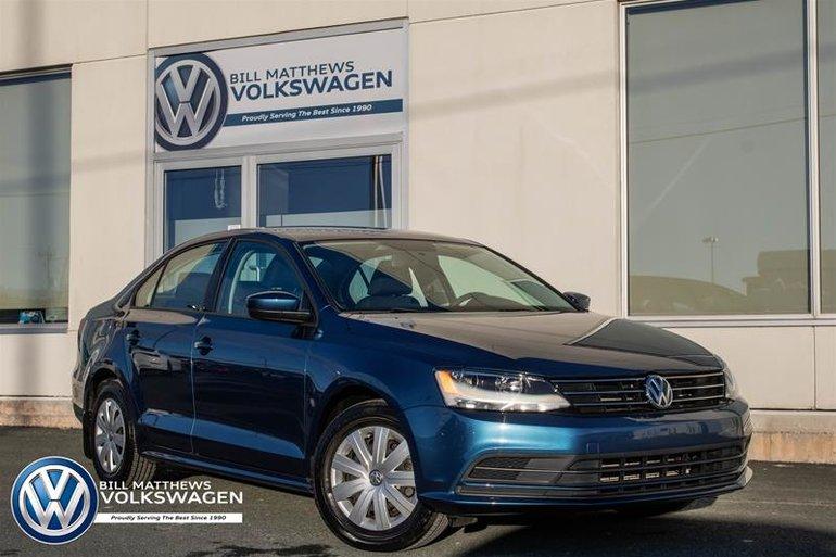 2017 Volkswagen Jetta Trendline plus 1.4T 5sp