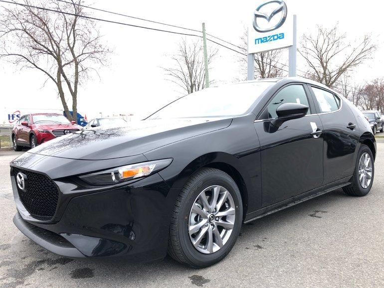 2019 Mazda Mazda3 Sport GX