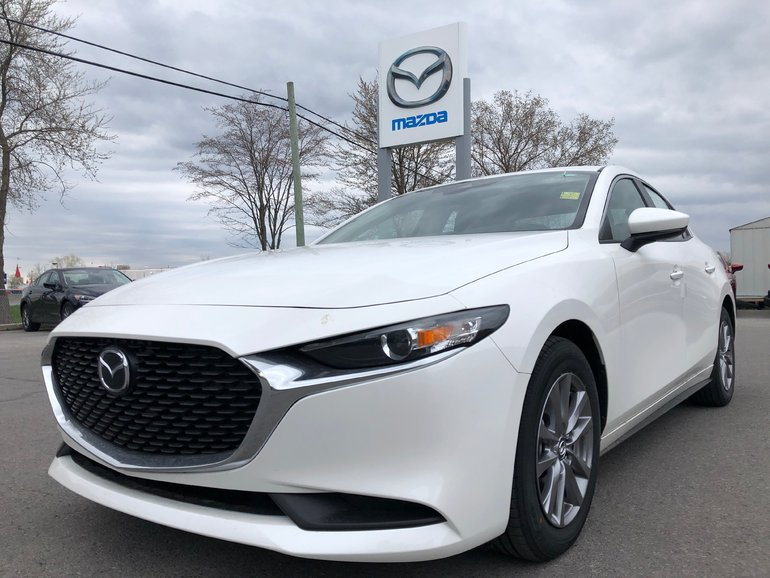 2019 Mazda Mazda3 GS