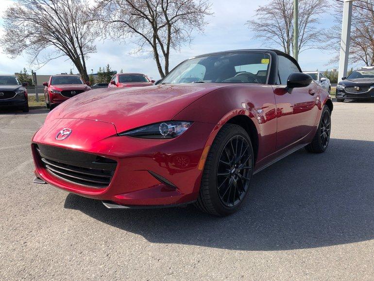 2018 Mazda MX-5 50th Anniversary Edition