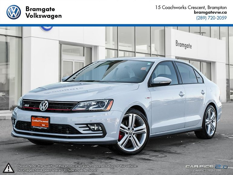 Used 2017 Volkswagen Jetta GLI Autobahn 2.0T 6sp DSG at w/Tip for Sale - $29888.0 | Bramgate ...