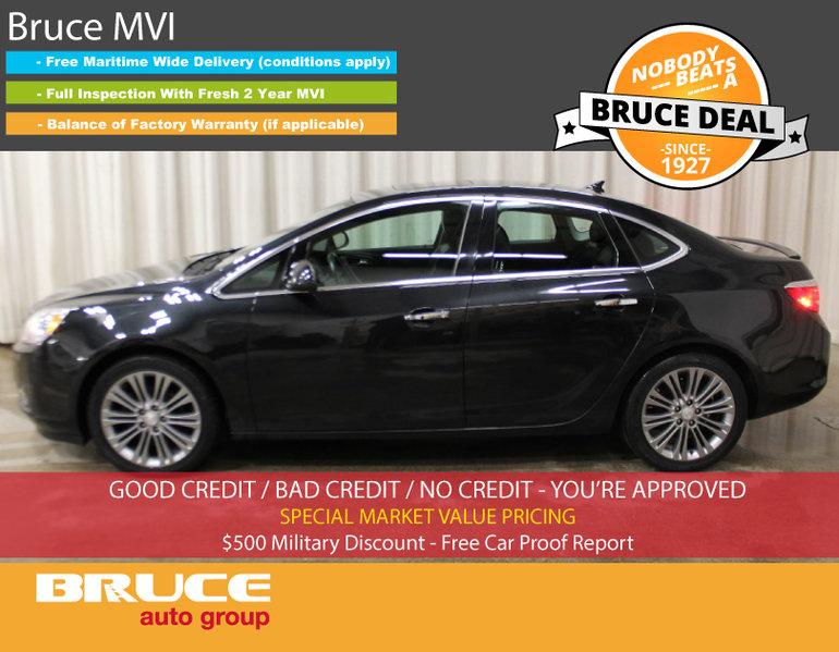 Used 2014 Buick Verano PREMIUM 2 0L 4 CYL TURBO AUTOMATIC