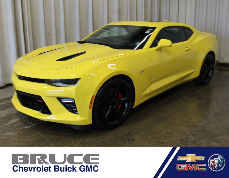New 2018 Chevrolet Camaro 2SS for Sale - $58290 0 | Bruce