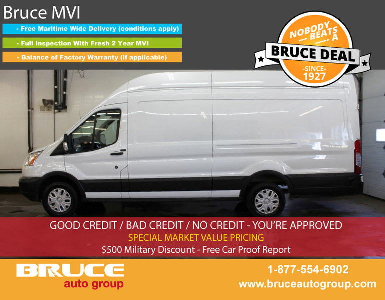 Used 2017 Ford TRANSIT XL 3 5L 6 CYL ECOBOOST AUTOMATIC RWD