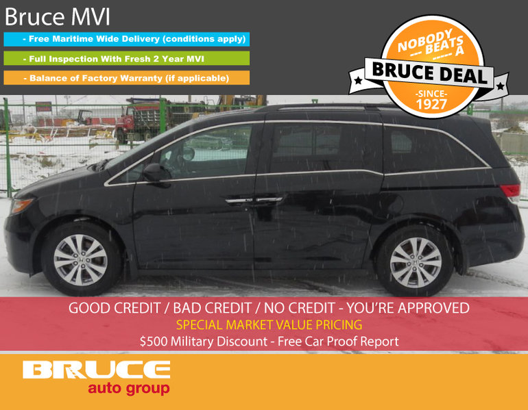 Used 2015 Honda Odyssey Ex L 1 In Price And Value In Canada For