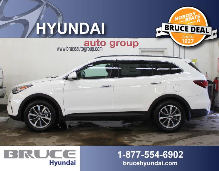 2017 Hyundai Santa Fe XL LUXURY 7 PASS.