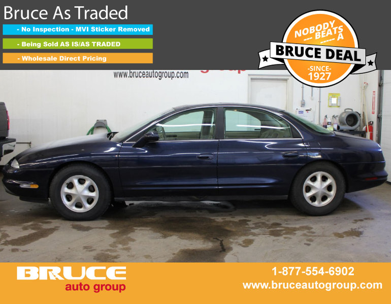 Used 1998 Oldsmobile Aurora 40l 8 Cyl Automatic Fwd 4d Sedan For