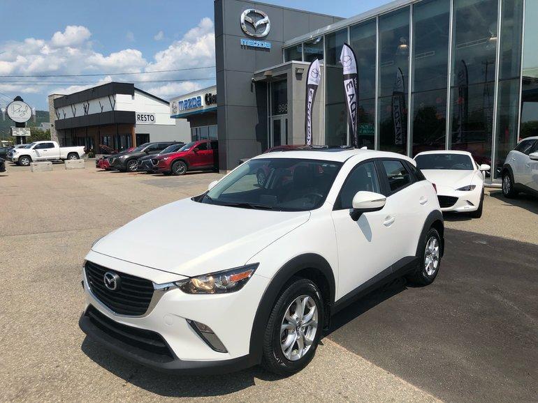 2016 Mazda CX-3 GS Groupe de Luxe FWD
