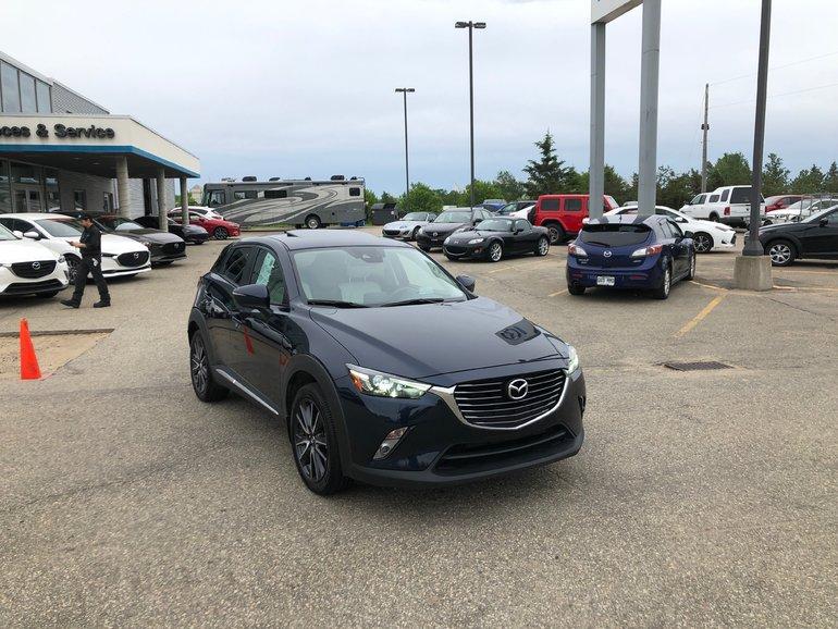 Mazda CX-3 GT AWD 2018