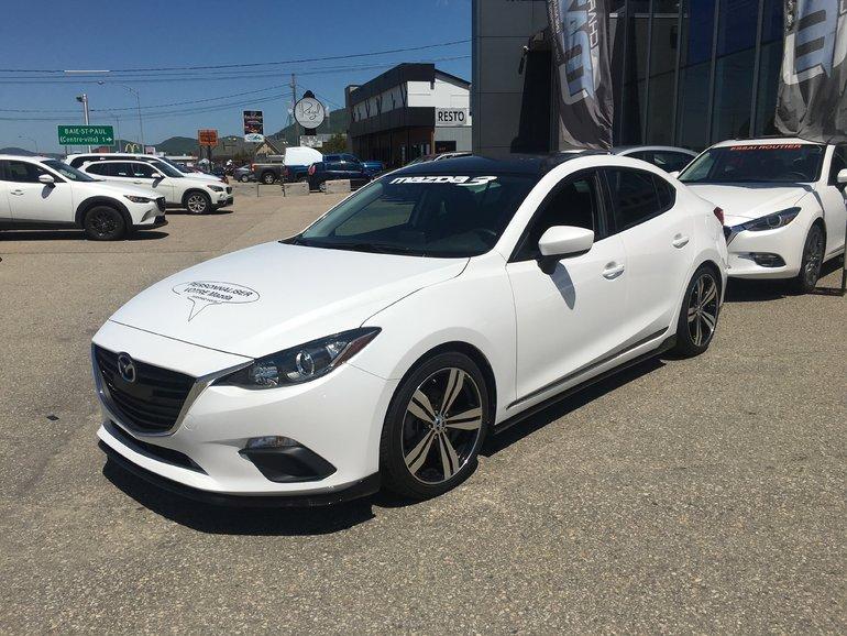 2016 Mazda Mazda3 Beaucoup d'ajout