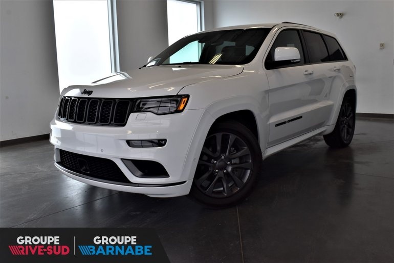Jeep Grand Cherokee *HIGH ALTITUDE CUIR TOIT PANORAMIQUE BLUETOOTH * 2019