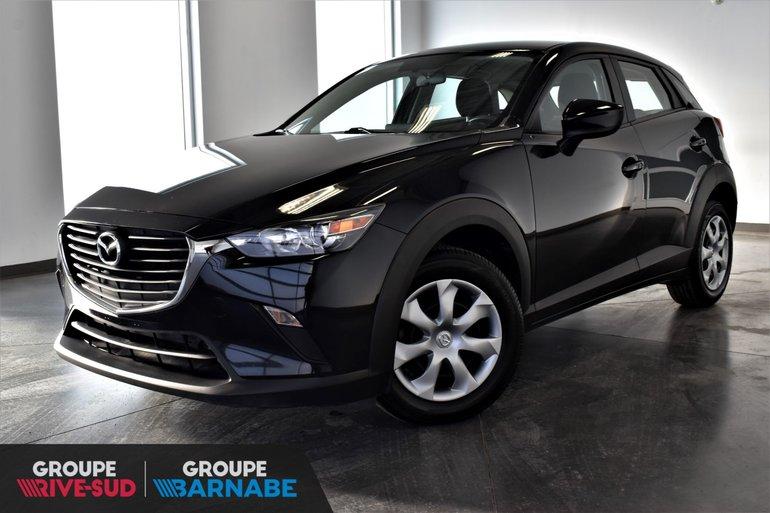 Mazda CX-3 ***GX AWD CAMERA DE RECUL BLUETOOTH *** 2016