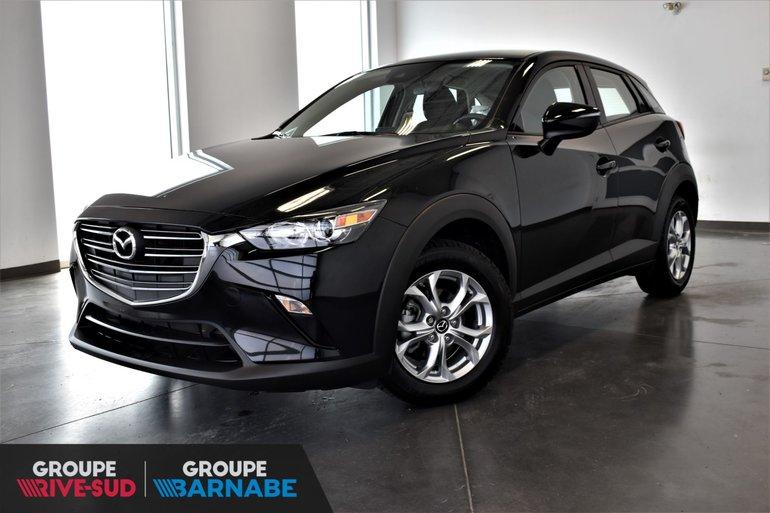 2019 Mazda CX-3 *GS FWD SIÈGE CHAUFFANT CAMERA DE RECUL BLUETOOTH*