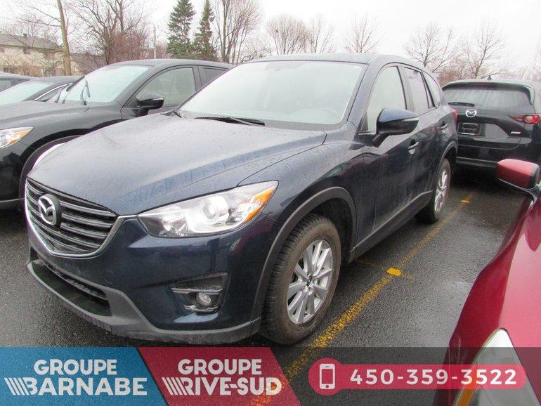 2016 Mazda CX-5 ***GS AWD TOIT OUVRANT GPS CAMERA DE RECUL ***