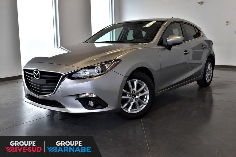 2014  Mazda3 Sport **GS-SKY TOIT OUVRANT SIÈGE CHAUFFANT BLUETOOTH**