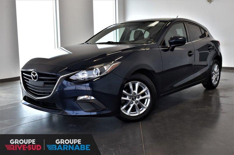 Mazda3 Sport SPORT GS CLIMATISEUR+CAMERA+SIEGE CHAUFFANT+++ 2015