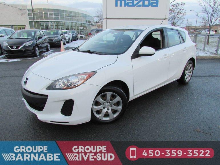 Mazda Mazda3 Sport GX A/C VITRE ELECTRIQUE 2013