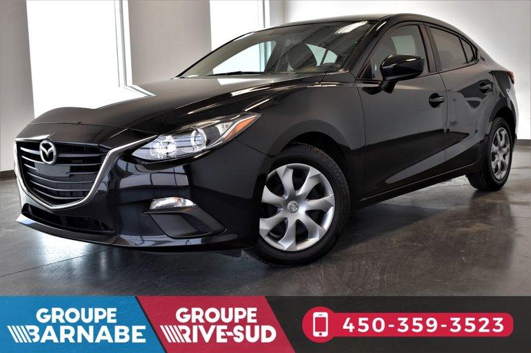 Barnabé Mazda | Pre-owned 2014 Mazda3 GX-SKY CLIMATISEUR +