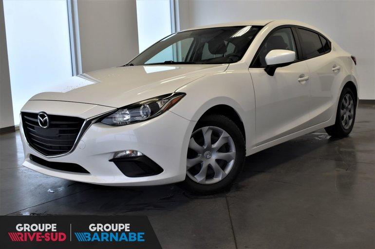 2014 Mazda Mazda3 ***GX-SKY A/C BLUETOOTH GROUPE ELECTRIQUE ***