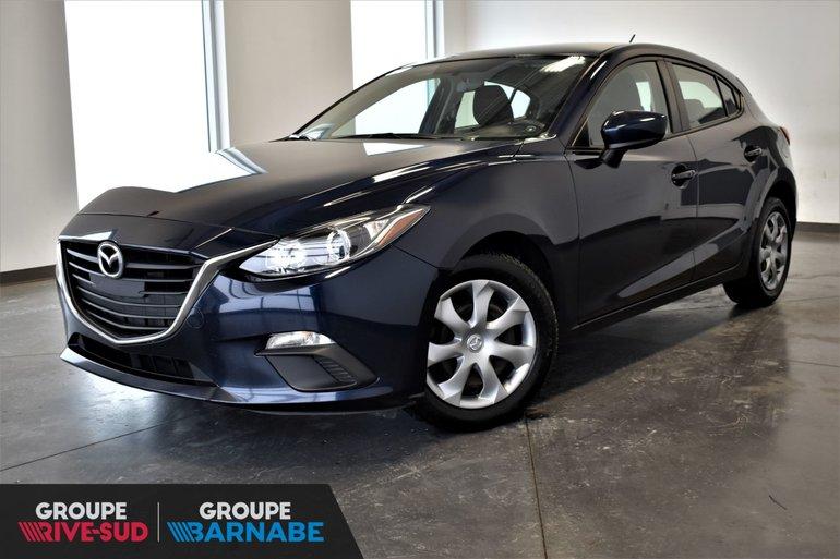 2015 Mazda Mazda3 ***GX A/C BLUETOOTH VITRE ELECTRIQUE ***