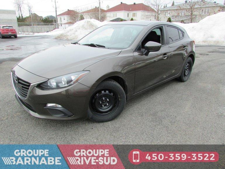 Mazda Mazda3 *** GX A/C BLUETOOTH *** 2015