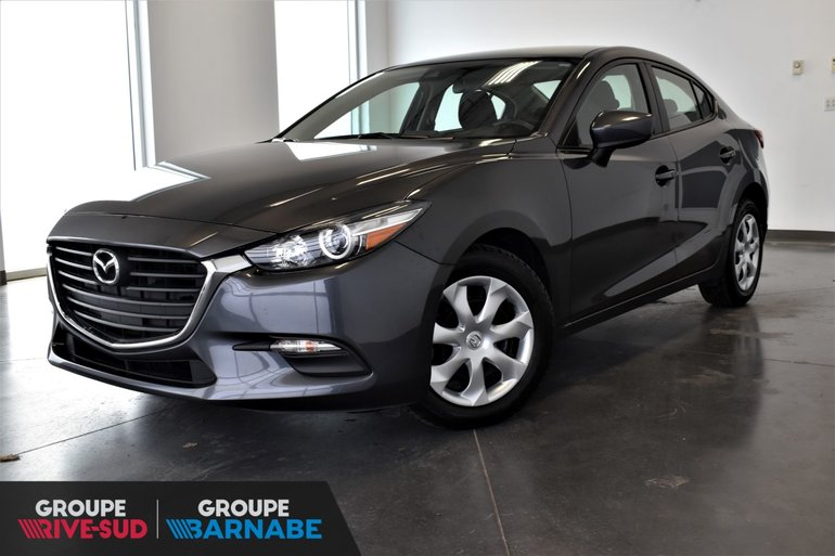 Mazda3 **GX CAMERA DE RECUL** 2018