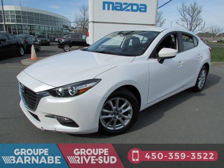 Mazda3 ***SE CUIR SIÈGE CHAUFFANT CAMERA DE RECUL GS+ *** 2018