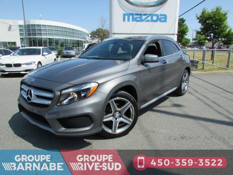 Mercedes-Benz GLA-Class ***GLA 250 BLUETOOTH TOIT OUVRANT CUIR *** 2015