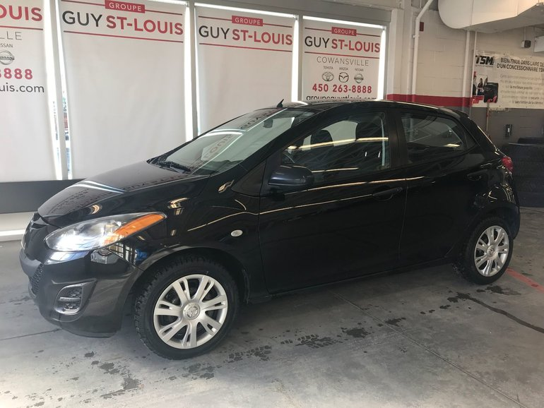 Mazda2 GX MANUELLE 2012