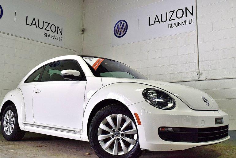 2014 Volkswagen Beetle Coupe Comfortline 2.5L
