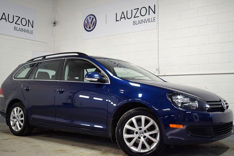 2013 Volkswagen GOLF SPORTWAGEN Comfortline