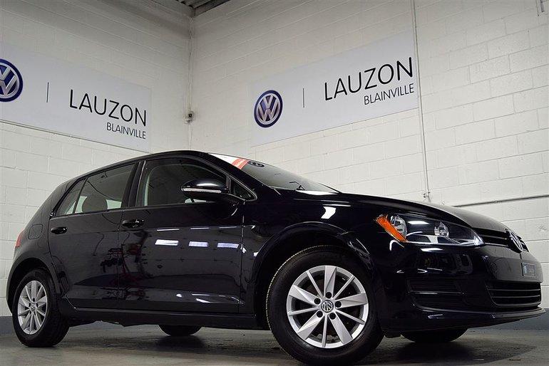 Volkswagen Golf Trendline 1.8t 2015