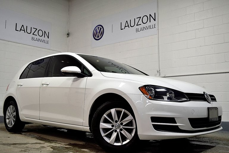 2015 Volkswagen Golf Trendline 1.8 Turbo