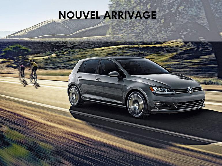Volkswagen Golf Comfortline 1.8 TSI avec toit 2016
