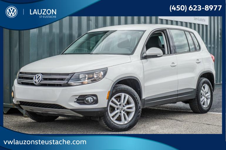 Volkswagen Tiguan 2.0TSI Trendline+A/C+Bluetooth 2014
