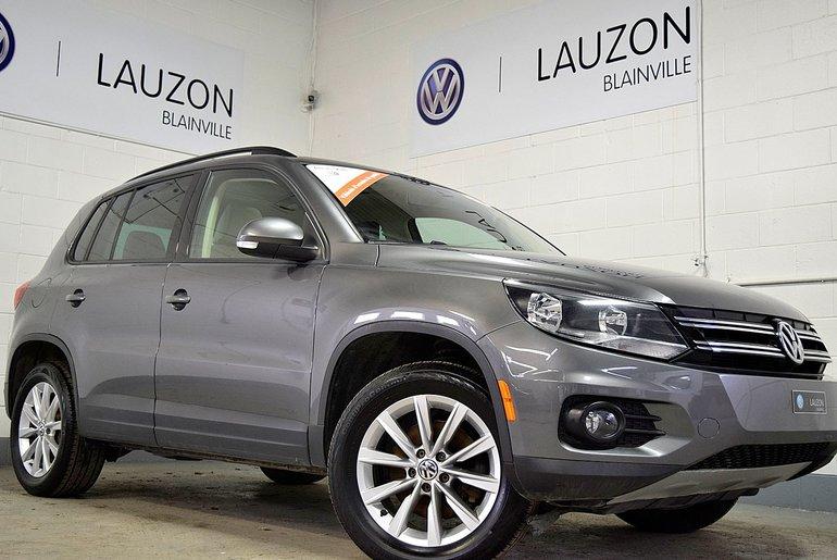 Volkswagen Tiguan Comfortline 4 motion 2014