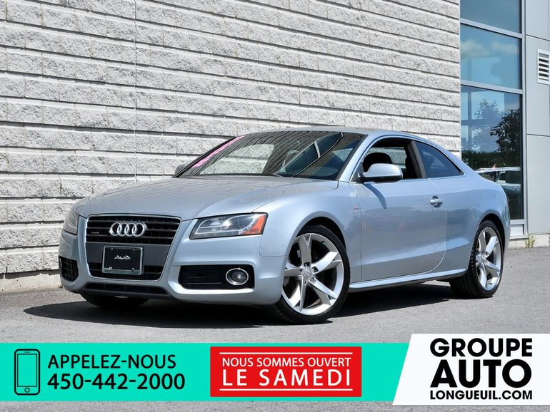 2011 Audi A5 *2.0T*AWD*S-LINE*TOIT*CUIR*NAVI*