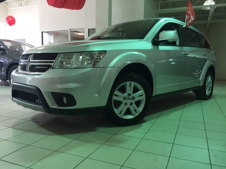 2012 Dodge Journey SXT * 7 PLACES * V6 * MAGS * GR ELECTRIQUE *