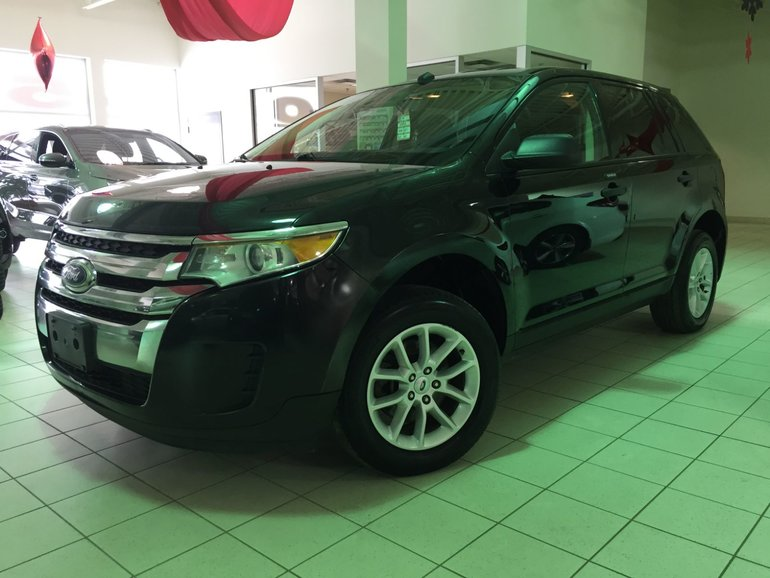 2014 Ford Edge SE * V6 3.5 * AUT * AC * BLUETOOTH * MAGS *