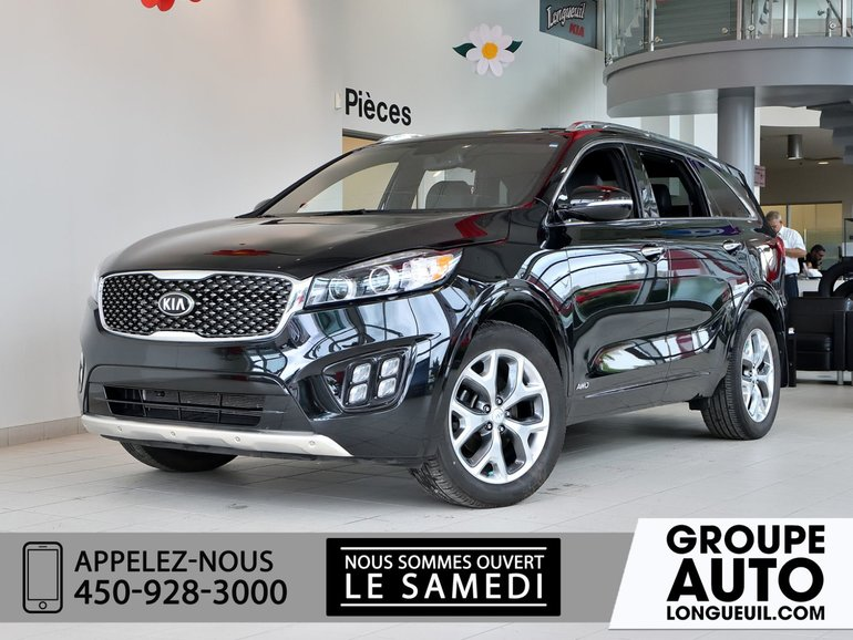 Kia Sorento SX * TOIT PANO * NAVI * CAMERA * APPLECARPLAY 2017
