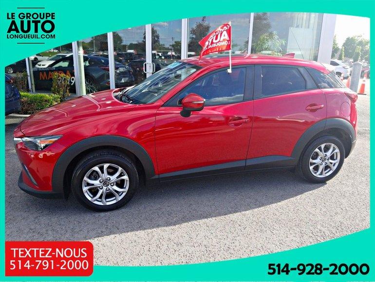 Mazda CX-3 **GS**AUT**TOIT**GROUPE LUXE 2016